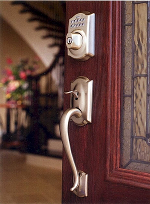 Keyless Entry Deadbolts Fortress Lock And Security