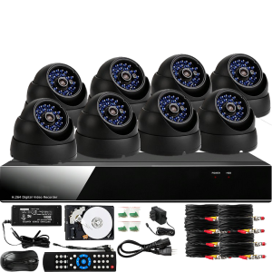 Austin CCTV Camera System