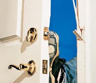 Door Frame Security